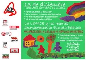 cartel_13_diciembre Plataforma Regional